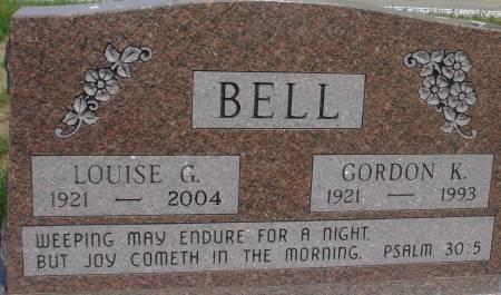 BELL, GORDON K. - Ida County, Iowa | GORDON K. BELL