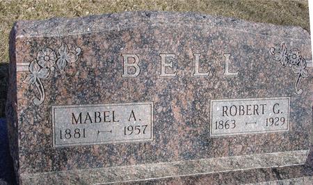 BELL, ROBERT & MABEL - Ida County, Iowa | ROBERT & MABEL BELL