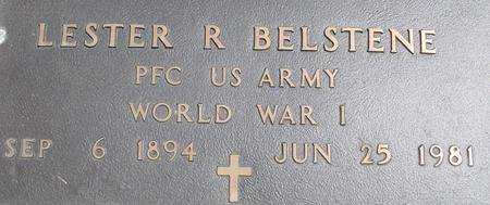 BELSTENE, LESTER - Ida County, Iowa | LESTER BELSTENE