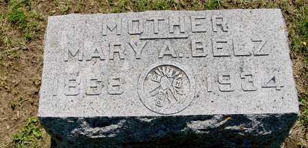 BELZ, MARY A. - Ida County, Iowa | MARY A. BELZ