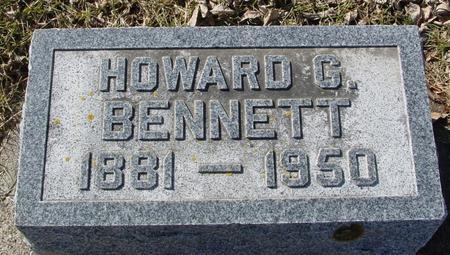 BENNETT, HOWARD G. - Ida County, Iowa | HOWARD G. BENNETT