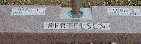 BERTELSEN, LOUIS & HAZEL - Ida County, Iowa | LOUIS & HAZEL BERTELSEN