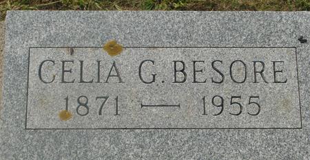 BESORE, CELIA G. - Ida County, Iowa | CELIA G. BESORE