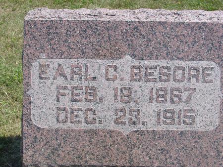 BESORE, EARL - Ida County, Iowa   EARL BESORE