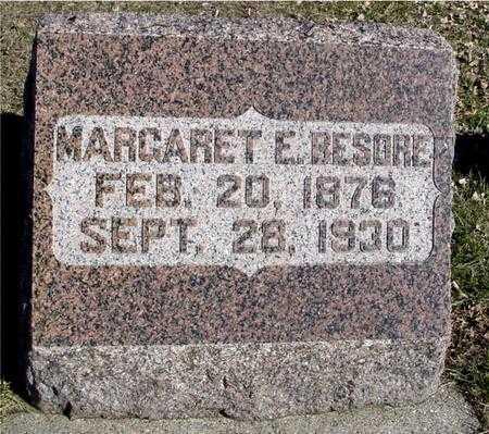 BESORE, MARGARET E. - Ida County, Iowa | MARGARET E. BESORE