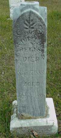 BETTS, SAMUEL - Ida County, Iowa | SAMUEL BETTS
