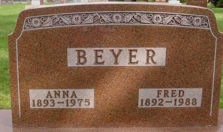 BEYER, FRED & ANNA - Ida County, Iowa | FRED & ANNA BEYER