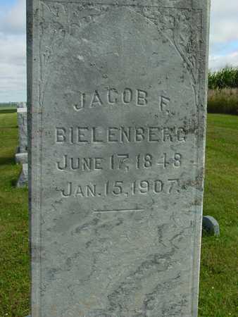 BIELENBERG, JACOB F. - Ida County, Iowa | JACOB F. BIELENBERG