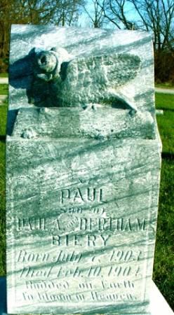 BIERY, PAUL - Ida County, Iowa | PAUL BIERY