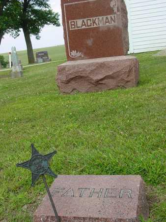 BLACKMAN, A. T. - Ida County, Iowa | A. T. BLACKMAN