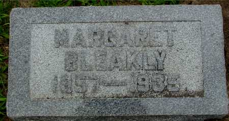 BLEAKLY, MARGARET - Ida County, Iowa | MARGARET BLEAKLY