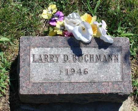 BOCHMANN, LARRY D. - Ida County, Iowa   LARRY D. BOCHMANN