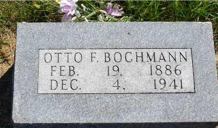 BOCHMANN, OTTO F. - Ida County, Iowa   OTTO F. BOCHMANN