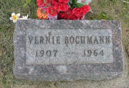 BOCHMANN, VERNIE - Ida County, Iowa   VERNIE BOCHMANN