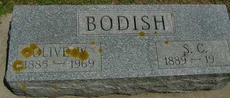 BODISH, OLIVE & S.C. - Ida County, Iowa | OLIVE & S.C. BODISH