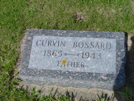 BOSSARD, CURVIN - Ida County, Iowa | CURVIN BOSSARD
