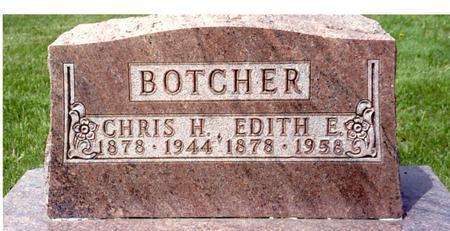 BOTHER, EDITH E. - Ida County, Iowa | EDITH E. BOTHER