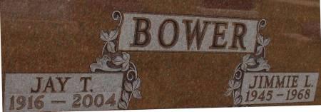 BOWER, JIMMIE L. - Ida County, Iowa | JIMMIE L. BOWER