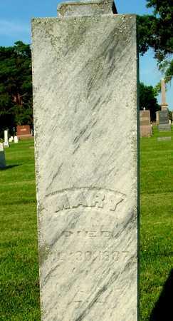 BOYE, MARY - Ida County, Iowa | MARY BOYE