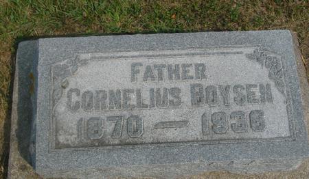 BOYSEN, CORNELIUS & LOUISE - Ida County, Iowa | CORNELIUS & LOUISE BOYSEN