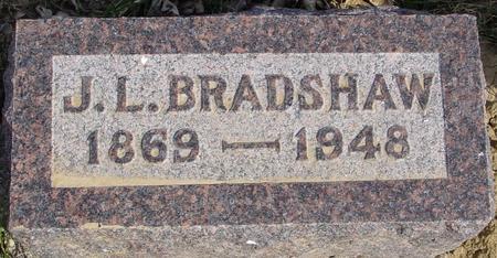 BRADSHAW, J. L. - Ida County, Iowa | J. L. BRADSHAW