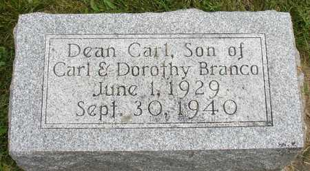 BRANCO, DEAN CARL - Ida County, Iowa | DEAN CARL BRANCO