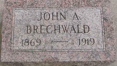 BRECHWALD, JOHN A. - Ida County, Iowa | JOHN A. BRECHWALD