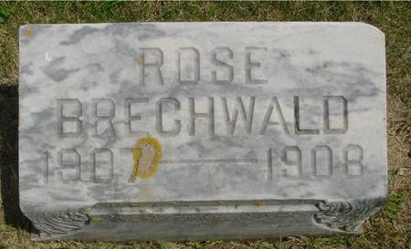 BRECHWALD, ROSE - Ida County, Iowa | ROSE BRECHWALD