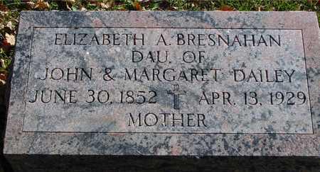 BRESNAHAN, ELIZABETH A. - Ida County, Iowa | ELIZABETH A. BRESNAHAN