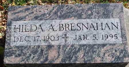 BRESNAHAN, HILDA - Ida County, Iowa | HILDA BRESNAHAN