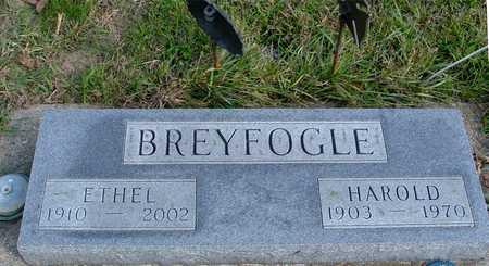 BREYFOGLE, HAROLD & ETHEL - Ida County, Iowa | HAROLD & ETHEL BREYFOGLE