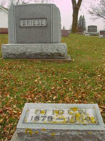 BRIESE, OTTO C. W. - Ida County, Iowa | OTTO C. W. BRIESE