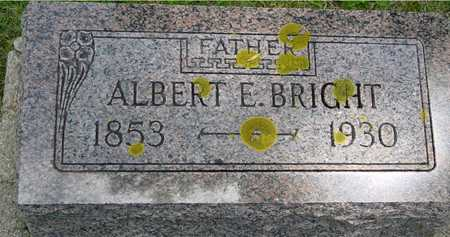 BRIGHT, ALBERT E. - Ida County, Iowa | ALBERT E. BRIGHT
