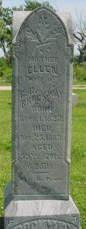 BROCKWAY, ELLEN - Ida County, Iowa | ELLEN BROCKWAY