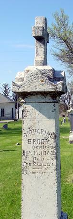 BRODY, CATHARINE - Ida County, Iowa | CATHARINE BRODY