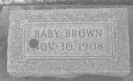 BROWN, BABY - Ida County, Iowa | BABY BROWN