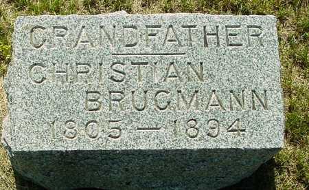 BRUGMANN, CHRISTIAN - Ida County, Iowa   CHRISTIAN BRUGMANN