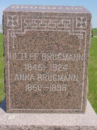 BRUGMANN, DETLEF - Ida County, Iowa | DETLEF BRUGMANN