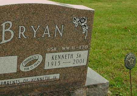 BRYAN, KENNETH  SR. - Ida County, Iowa | KENNETH  SR. BRYAN