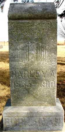 BUCHANAN, HARLEY A. - Ida County, Iowa | HARLEY A. BUCHANAN