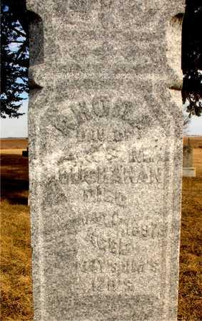 BUCHANAN, RHODA - Ida County, Iowa | RHODA BUCHANAN