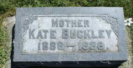 BUCKLEY, KATE - Ida County, Iowa | KATE BUCKLEY