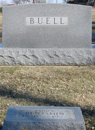 BUELL, BENJAMIN - Ida County, Iowa | BENJAMIN BUELL