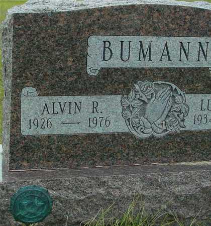 BUMANN, ALVIN - Ida County, Iowa | ALVIN BUMANN