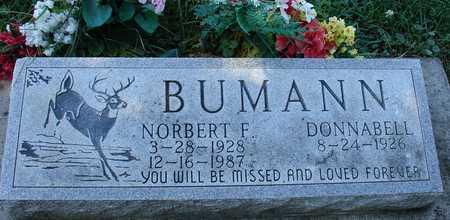 BUMANN, NORBERT F. - Ida County, Iowa   NORBERT F. BUMANN
