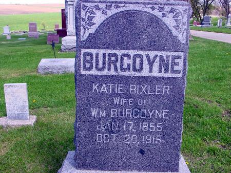 BIXLER BURGOYNE, KATIE - Ida County, Iowa | KATIE BIXLER BURGOYNE