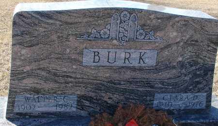 BURK, WALTER & CLARA - Ida County, Iowa | WALTER & CLARA BURK