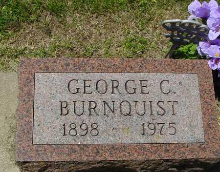 BURNQUIST, GEORGE C. - Ida County, Iowa | GEORGE C. BURNQUIST