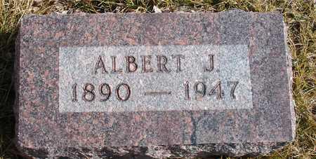 BUROW, ALBERT J. - Ida County, Iowa | ALBERT J. BUROW