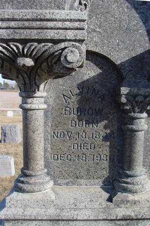 BUROW, ALVINA - Ida County, Iowa | ALVINA BUROW